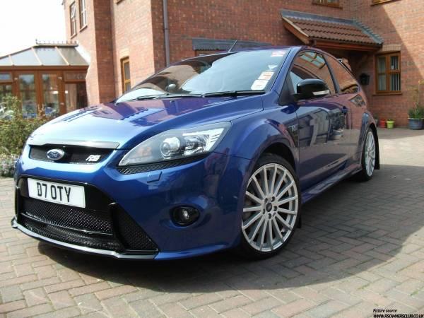 Focus RS Mk 2