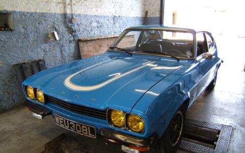 Capri RS2600