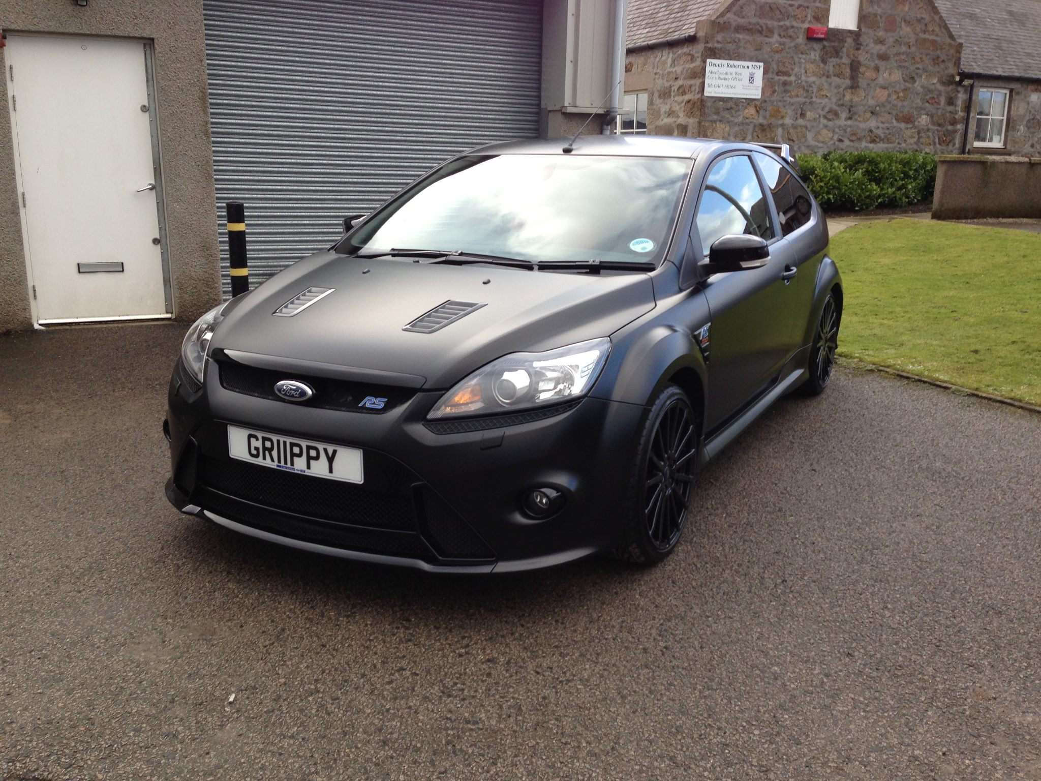 focus rs mk2 rs500 the ford rs owners club. Black Bedroom Furniture Sets. Home Design Ideas