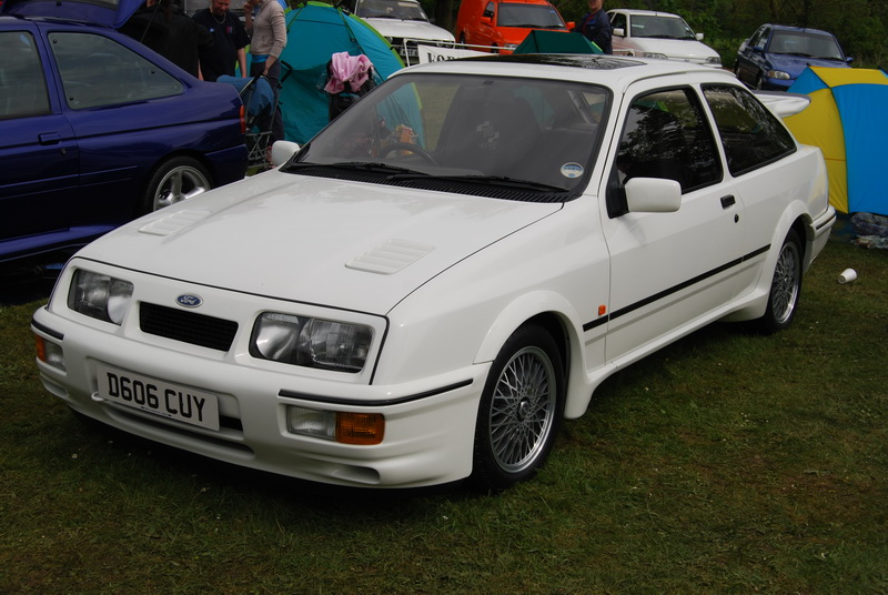 Sierra Cosworth The Ford Rs Owners Club
