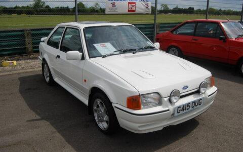 Escort RS Turbo Series 2