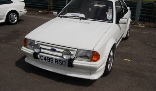 Escort RS Turbo Series 1