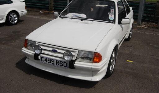 Escort RS Turbo Series 1