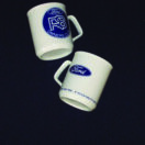 Mugs Retro Logo