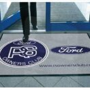 Garage Mats – Old SKool RSOC Logo