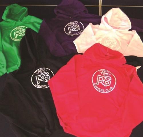 RSOC Retro Logo Hoodie