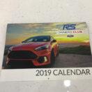 RSOC 2019 Calendar