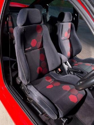 RSOC Escort Cosworth Seat Cover