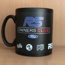 RSOC Matt Black Mug