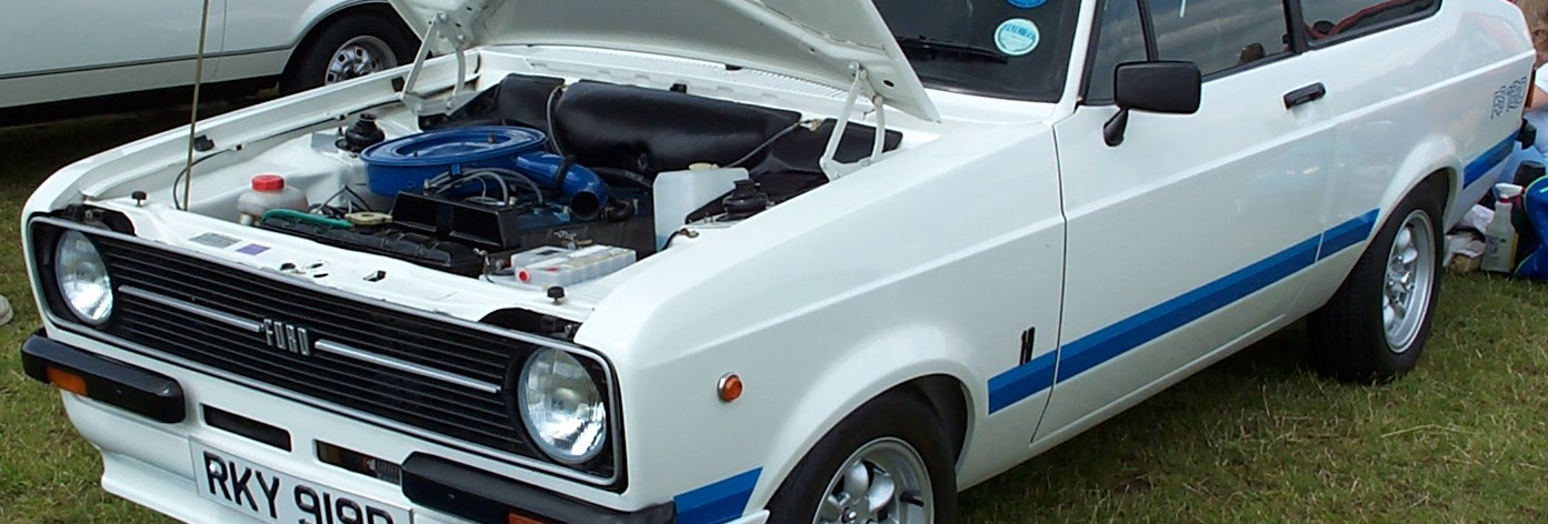 Escort Mk2 RS1800