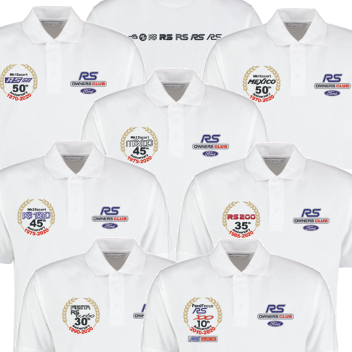 2020 Anniversary Polos (LIMITED AVAILABILITY!)