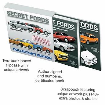 Secret Fords – Steve Saxty