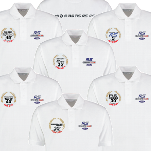 2021 Anniversary Polos (LIMITED AVAILABILITY!)